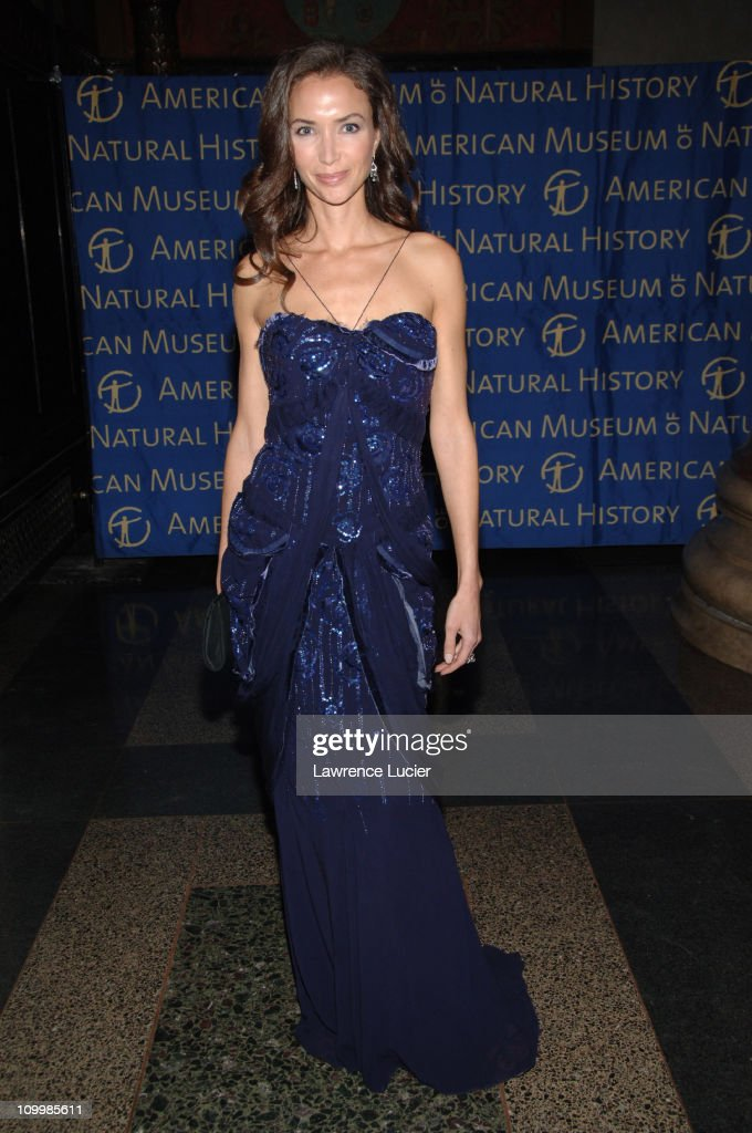 Olivia Chantecaille during American Museum of Natural History 2006 Annual Winter Dance at American Museum of Natural History in New York New York...