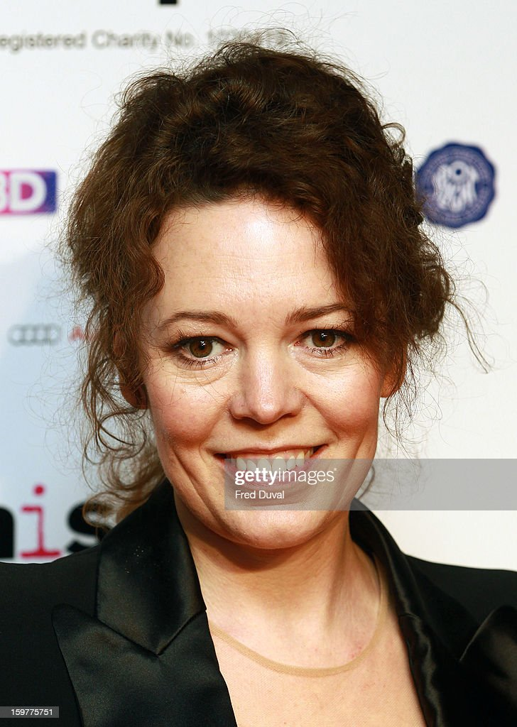 Olivia Colman attends the London Film Critics Circle Film Awards at The Mayfair Hotel on January 20, 2013 in London, England.