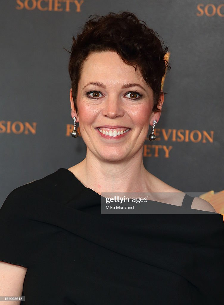 <a gi-track='captionPersonalityLinkClicked' href=/galleries/search?phrase=Olivia+Colman&family=editorial&specificpeople=5153582 ng-click='$event.stopPropagation()'>Olivia Colman</a> attends the RTS Programme Awards at Grosvenor House, on March 19, 2013 in London, England.