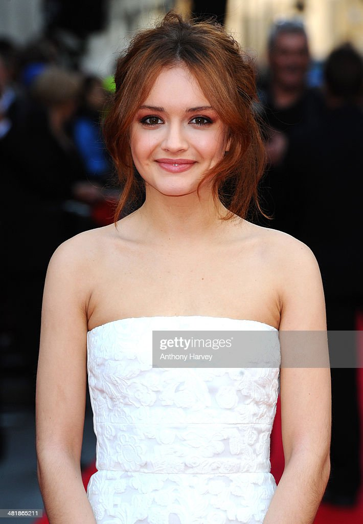 <a gi-track='captionPersonalityLinkClicked' href=/galleries/search?phrase=Olivia+Cooke&family=editorial&specificpeople=10104216 ng-click='$event.stopPropagation()'>Olivia Cooke</a> attends the World Premiere of 'The Quiet Ones' at Odeon West End on April 1, 2014 in London, England.