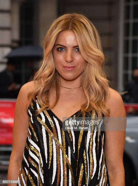 Olivia Cox attends a special screening of 'Home Again' at The Washington Mayfair Hotel on September 21 2017 in London England