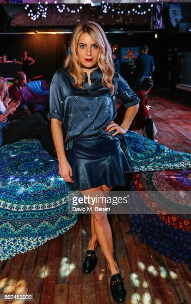 Olivia Cox attends the 'Access All Areas' gala screening in aid of Teenage Cancer Trust at Proud Camden on October 17 2017 in London England