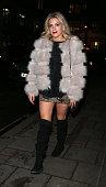London Celebrity Sightings -  December 11, 2017