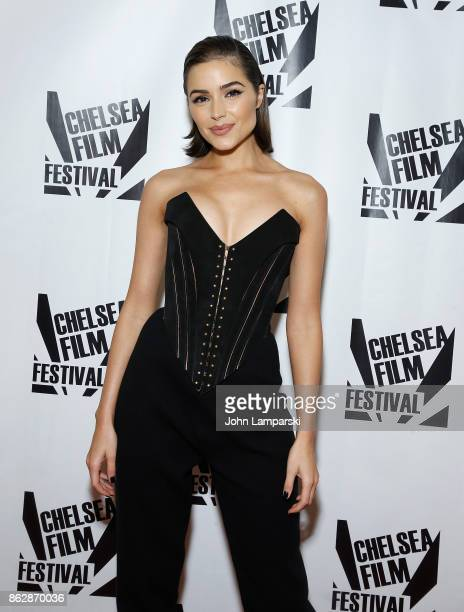 Olivia Culpo attends 2017 Women in Power Benefit on October 18 2017 in New York City