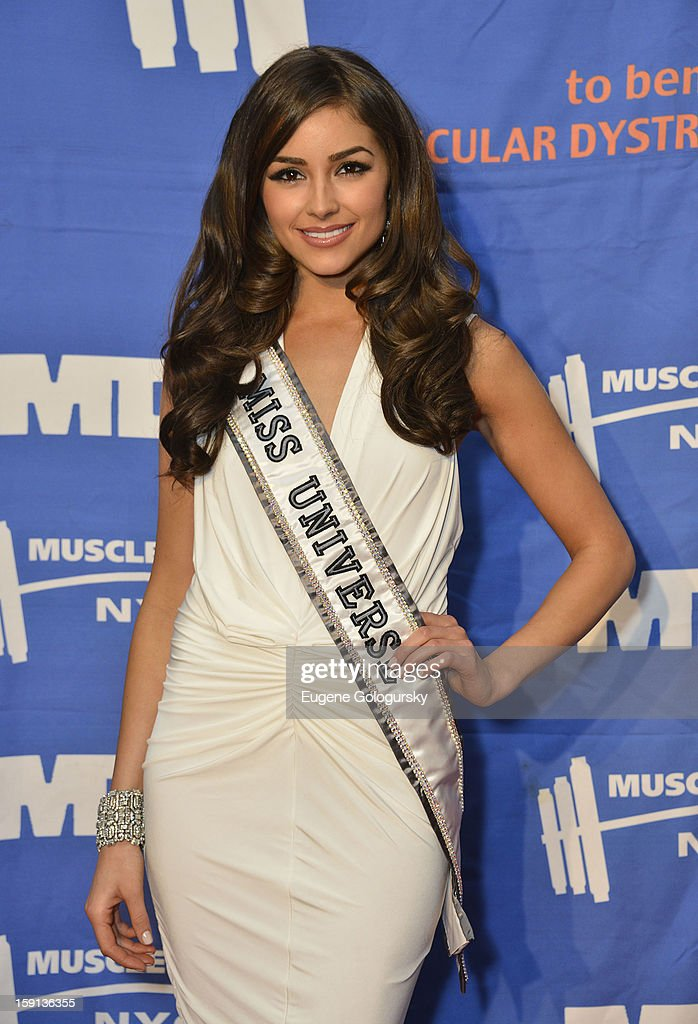<a gi-track='captionPersonalityLinkClicked' href=/galleries/search?phrase=Olivia+Culpo&family=editorial&specificpeople=9194131 ng-click='$event.stopPropagation()'>Olivia Culpo</a> attends the 16th annual Muscular Dystrophy Association Muscle Team Gala and Benefit Auction at Pier 60 on January 8, 2013 in New York City.