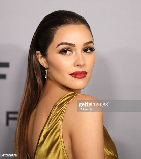 Olivia Culpo attends the Second Annual 'InStyle Awards' presented by InStyle at Getty Center on October 24 2016 in Los Angeles California