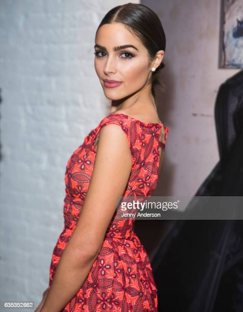 Olivia culpo stock photos and pictures getty images for Fashion exhibitions new york