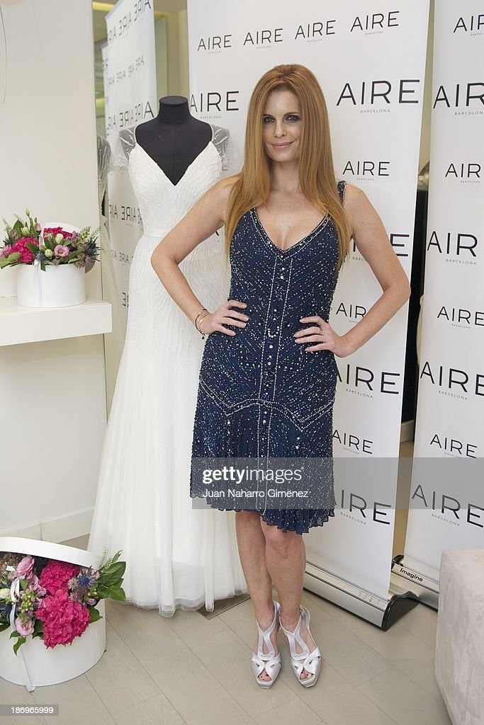 <a gi-track='captionPersonalityLinkClicked' href=/galleries/search?phrase=Olivia+de+Borbon&family=editorial&specificpeople=2558769 ng-click='$event.stopPropagation()'>Olivia de Borbon</a> attends Aire Barcelona new collection presentation at Aire Barcelona Store on November 5, 2013 in Madrid, Spain.