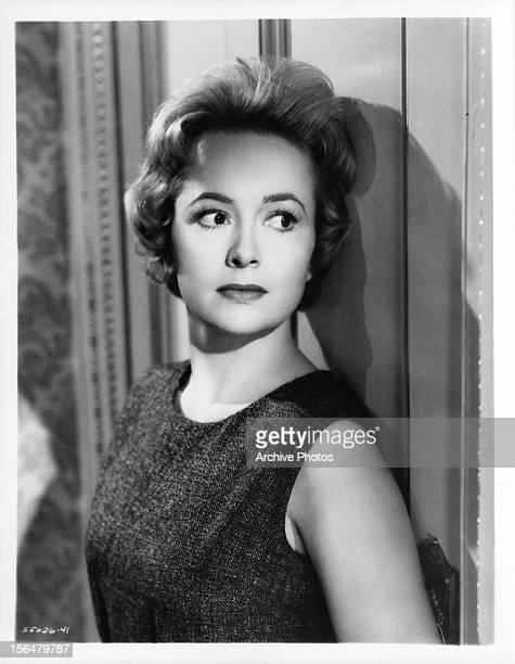 Olivia de Havilland in a scene from the film 'Light In The Piazza' 1962