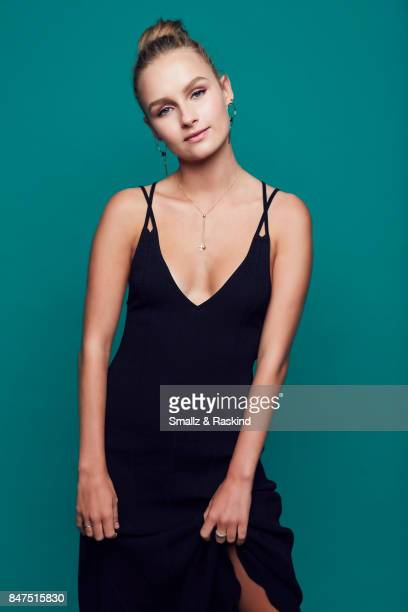 Olivia DeJonge of Turner Networks 'Will' poses for a portrait during the 2017 Summer Television Critics Association Press Tour at The Beverly Hilton...