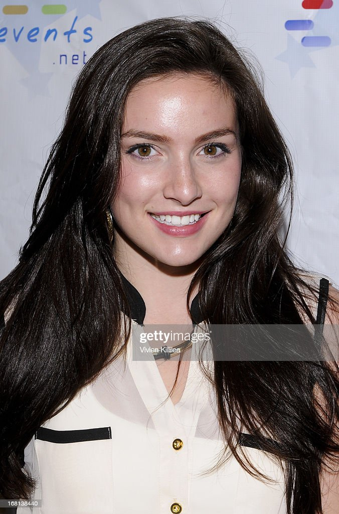 Olivia Faye attends Cinco! Concert - Hollywood, CA at Avalon on May 5, 2013 in Hollywood, California.