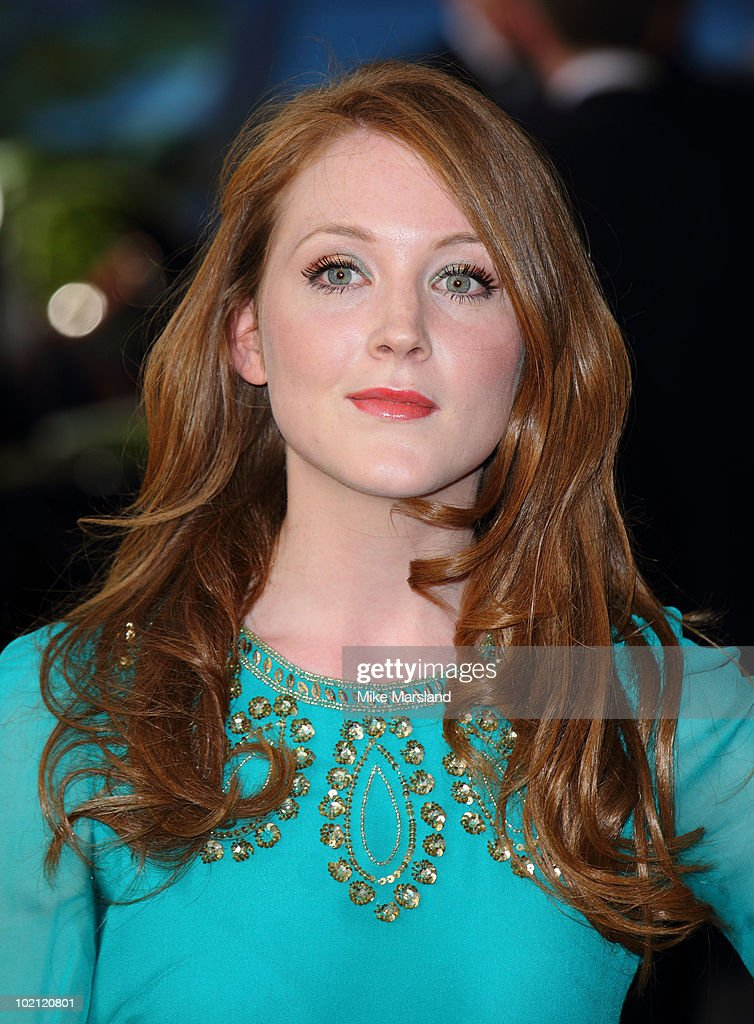 Olivia Hallinan attends the English National Ballet's Summer Party at The Dorchester on June 15, 2010 in London, England.