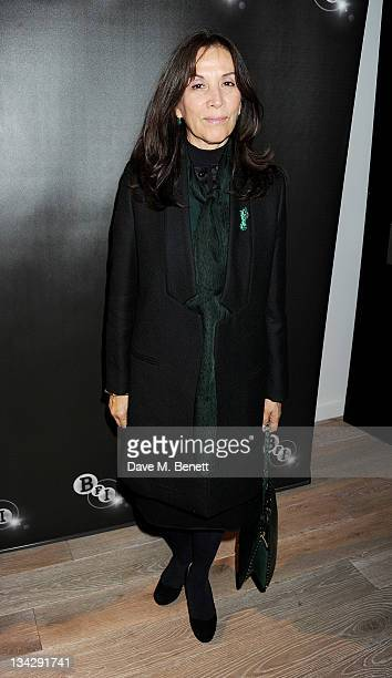 Olivia Harrison attends a special screening of 'The Life and Death of Colonel Blimp' celebrating the restoration of the 1943 film to be rereleased...