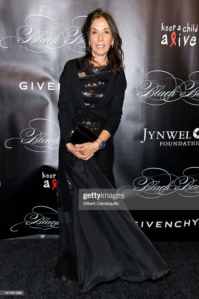 Olivia Harrison attends the 10th annual Keep A Child Alive Black Ball at Hammerstein Ballroom on November 7, 2013 in New York City.
