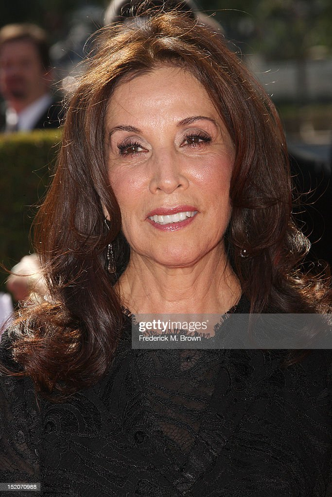 Olivia Harrison attends The Academy Of Television Arts & Sciences 2012 Creative Arts Emmy Awards at the Nokia Theatre L.A. Live on September 15, 2012 in Los Angeles, California.