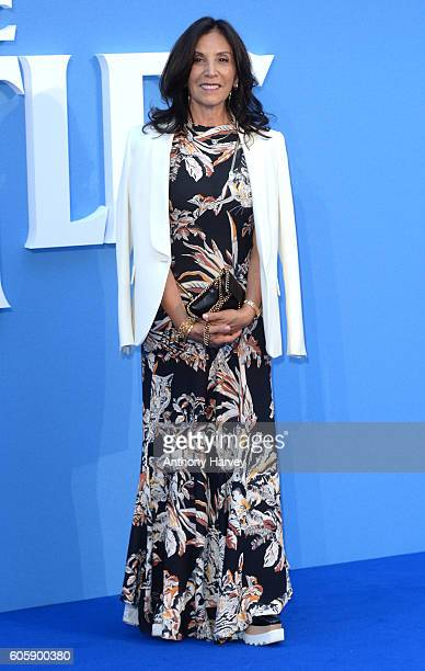 Olivia Harrison attends the World premiere of 'The Beatles Eight Days A Week The Touring Years' at Odeon Leicester Square on September 15 2016 in...