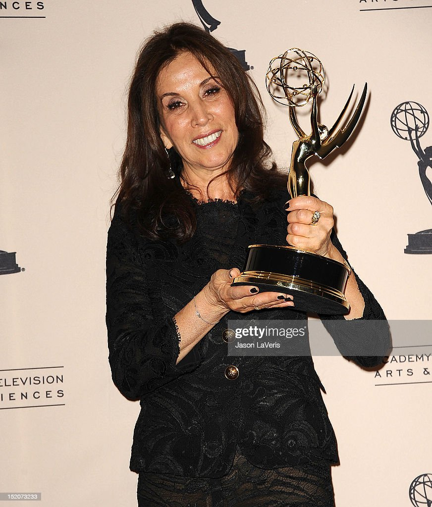 2012 Primetime Creative Arts Emmy Awards - Press Room