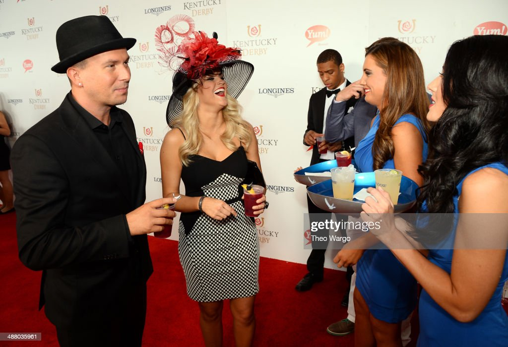 Olivia Henken of The Voice at GREY GOOSE Lounge at 140th Kentucky Derby at Churchill Downs on May 3, 2014 in Louisville, Kentucky.