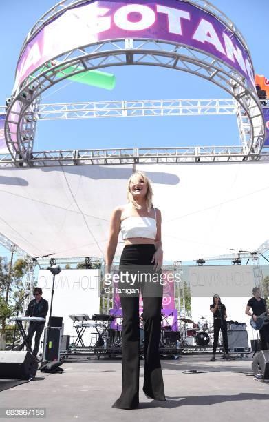 Olivia Holt performs during 1027 KIIS FM's 2017 Wango Tango at StubHub Center on May 13 2017 in Carson California