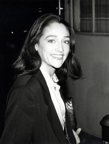 Olivia Hussey during 'The Champ' Premiere Screening at MGM Studios in...