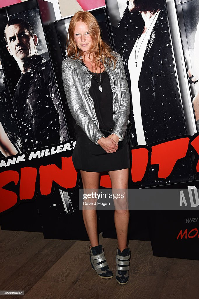 <a gi-track='captionPersonalityLinkClicked' href=/galleries/search?phrase=Olivia+Inge&family=editorial&specificpeople=566778 ng-click='$event.stopPropagation()'>Olivia Inge</a> attends a VIP screening of 'Sin City 2' at Ham Yard Hotel on August 20, 2014 in London, England.