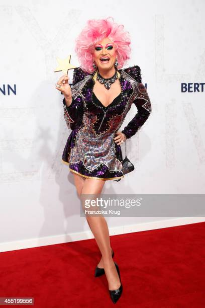 Olivia Jones attends the Bertelsmann Summer Party at the Bertelsmann representative office on September 10 2014 in Berlin Germany