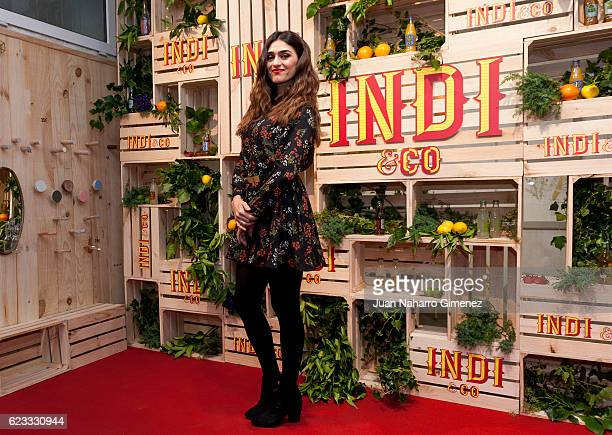 Olivia Molina attends 'Indi' drinks presentation on November 15 2016 in Madrid Spain