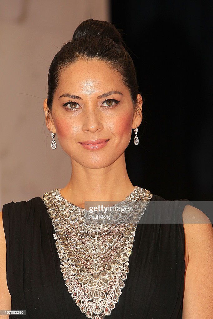 Olivia Munn attends the White House Correspondents' Association Dinner at the Washington Hilton on April 27, 2013 in Washington, DC.