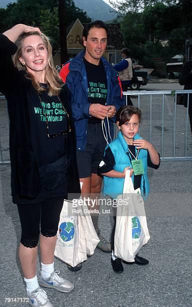Olivia Newton John and daughter Chloe Lattanzi Matt Lattanzi