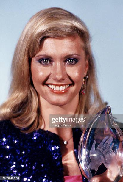 Olivia NewtonJohn attends the People's Choice Awards circa 1979 in Los Angeles California