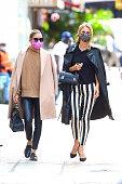 Celebrity Sightings In New York City - September 16,...