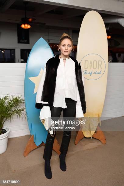 Olivia Palermo attends Christian Dior Cruise 2018 Welcome Dinner at Gladstone's Malibu on May 10 2017 in Malibu California