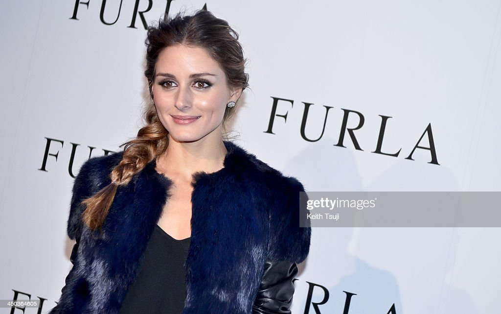 <a gi-track='captionPersonalityLinkClicked' href=/galleries/search?phrase=Olivia+Palermo&family=editorial&specificpeople=2639086 ng-click='$event.stopPropagation()'>Olivia Palermo</a> attends Furla Spring/Summer 2014 Collection Party at the Gallery of Horyuji Treasures of the Tokyo National Museum on November 18, 2013 in Tokyo, Japan.