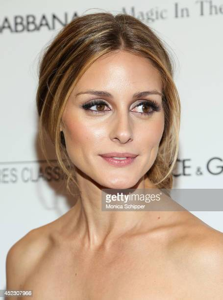 Olivia Palermo attends 'Magic In The Moonlight' premiere at Paris Theater on July 17 2014 in New York City