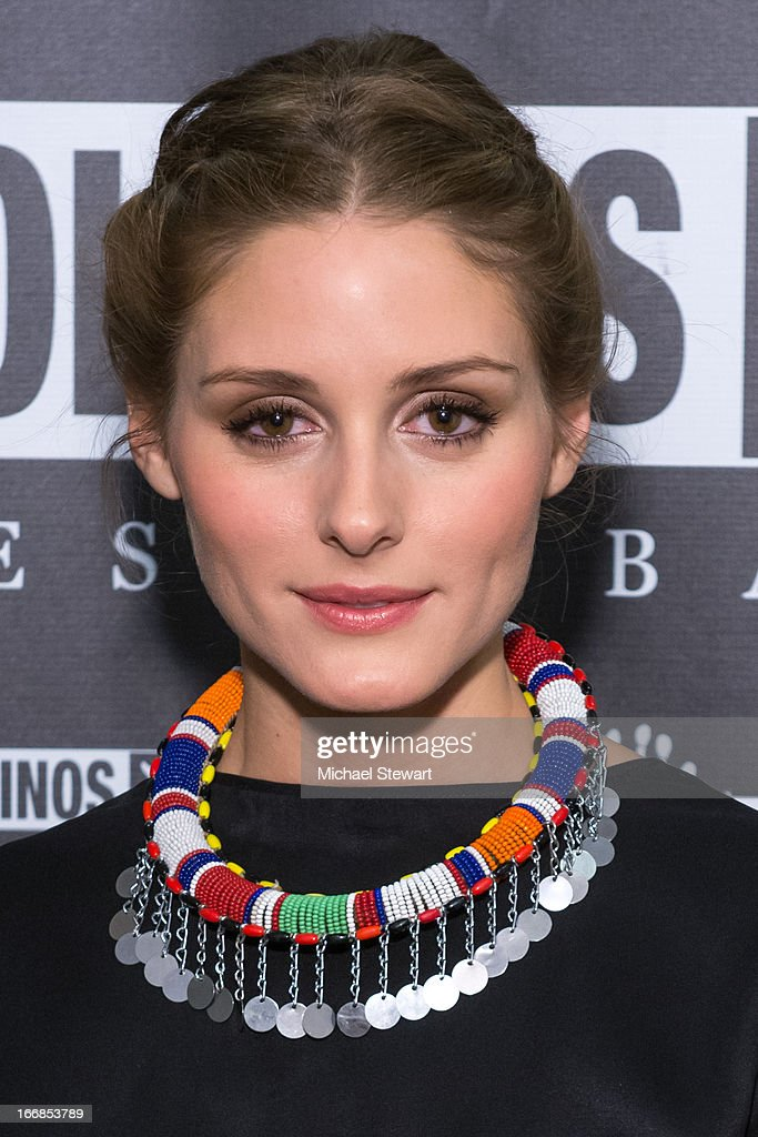 Olivia Palermo attends the 2013 Pikolinos Gala Dinner at the United Nations on April 17, 2013 in New York City.