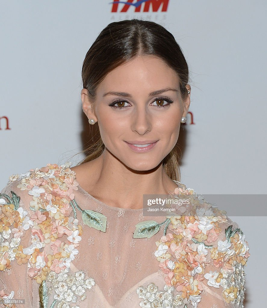 Olivia Palermo attends the Annual Brazil Foundation Gala Party at the American Museum of Natural History on September 19, 2012 in New York City.