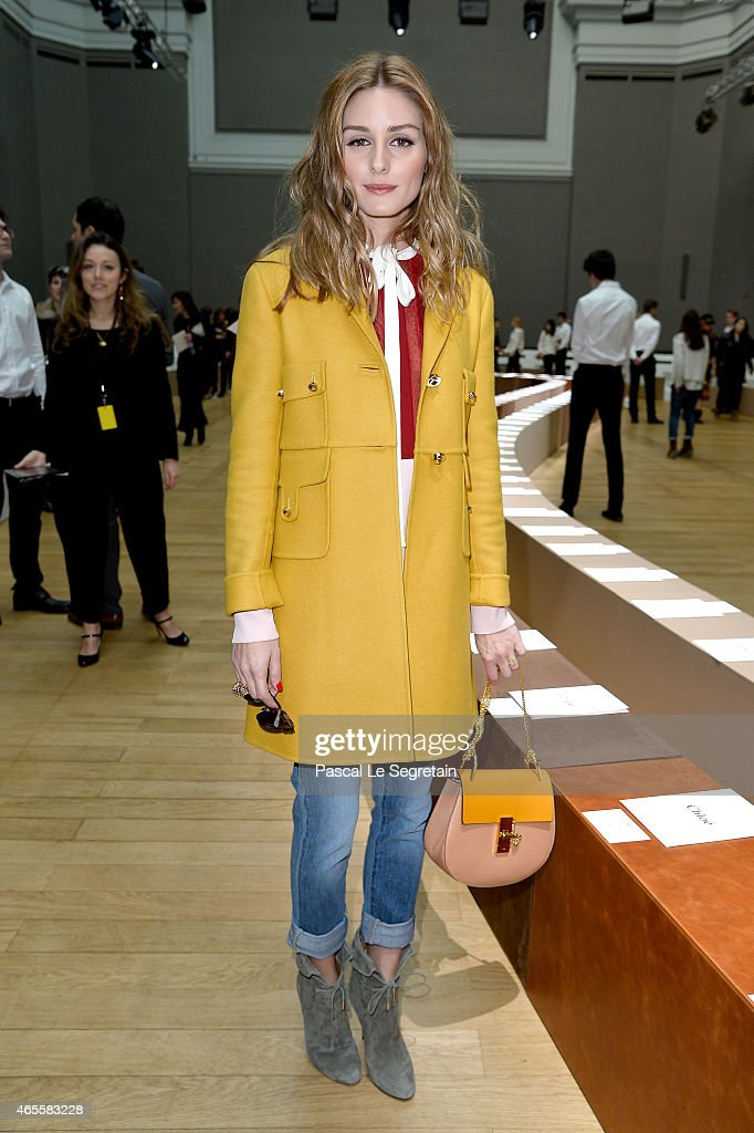 <a gi-track='captionPersonalityLinkClicked' href=/galleries/search?phrase=Olivia+Palermo&family=editorial&specificpeople=2639086 ng-click='$event.stopPropagation()'>Olivia Palermo</a> attends the Chloe show as part of the Paris Fashion Week Womenswear Fall/Winter 2015/2016 on March 8, 2015 in Paris, France.