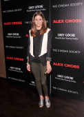 Olivia Palermo attends The Cinema Society Grey Goose Host A Screening Of 'Alex Cross' at Tribeca Grand Hotel on October 18 2012 in New York City