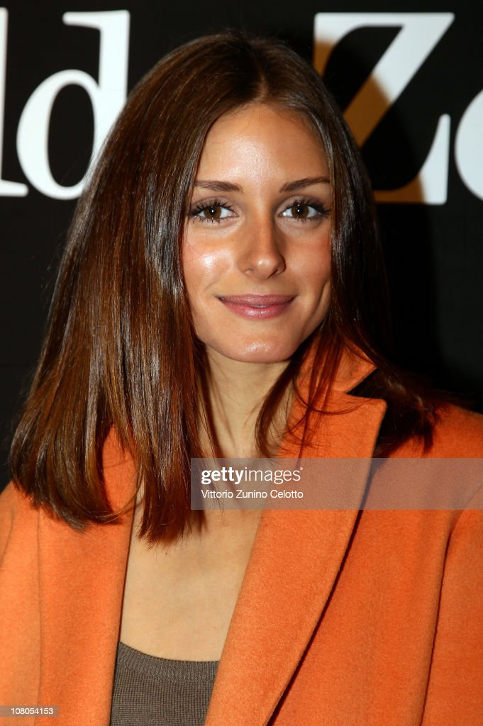 <a gi-track='captionPersonalityLinkClicked' href=/galleries/search?phrase=Olivia+Palermo&family=editorial&specificpeople=2639086 ng-click='$event.stopPropagation()'>Olivia Palermo</a> attends the Ermenegildo Zegna Milan Fashion Week Menswear A/W 2011 show on January 15, 2011 in Milan, Italy.