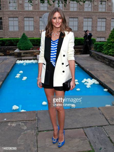 Olivia Palermo attends the Faberge New York Flagship Grand Opening at 620 Loft Garden on May 23 2012 in New York City