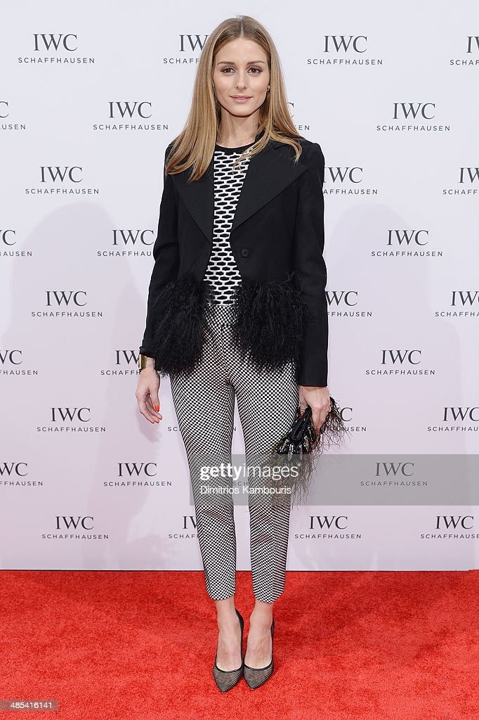 <a gi-track='captionPersonalityLinkClicked' href=/galleries/search?phrase=Olivia+Palermo&family=editorial&specificpeople=2639086 ng-click='$event.stopPropagation()'>Olivia Palermo</a> attends the 'For the Love of Cinema' dinner hosted by IWC Schaffhausen and Tribeca Film Festival at Urban Zen on April 17, 2014 in New York City.
