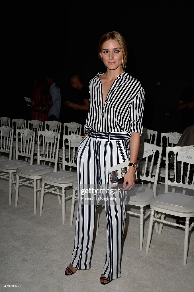 <a gi-track='captionPersonalityLinkClicked' href=/galleries/search?phrase=Olivia+Palermo&family=editorial&specificpeople=2639086 ng-click='$event.stopPropagation()'>Olivia Palermo</a> attends the Giambattista Valli show as part of Paris Fashion Week Haute Couture Fall/Winter 2015/2016 on July 6, 2015 in Paris, France.