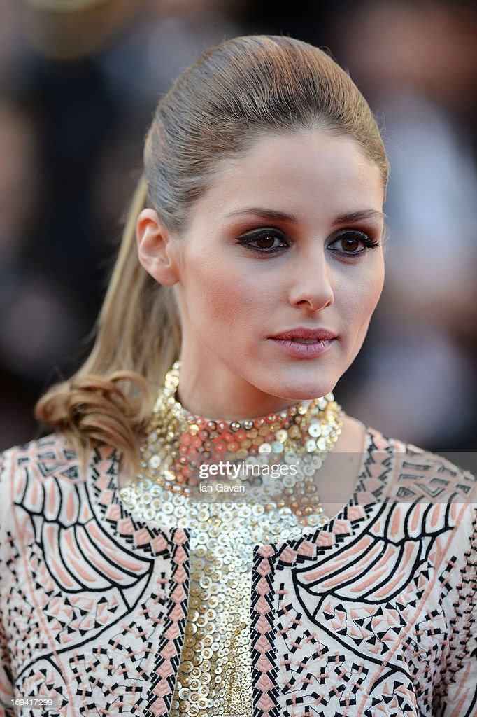 Olivia Palermo attends 'The Immigrant' Premiere during the 66th Annual Cannes Film Festival at Grand Theatre Lumiere on May 24, 2013 in Cannes, France.