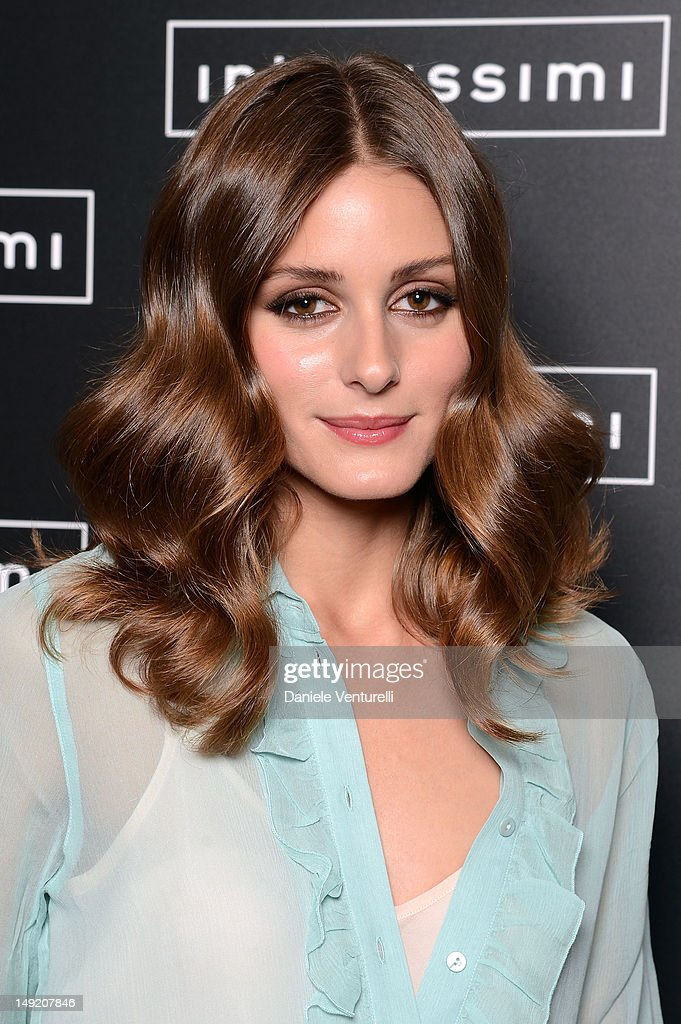<a gi-track='captionPersonalityLinkClicked' href=/galleries/search?phrase=Olivia+Palermo&family=editorial&specificpeople=2639086 ng-click='$event.stopPropagation()'>Olivia Palermo</a> attends the 'Intimissimi Fall/Winter 2013 Fashion Show' on July 25, 2012 in Verona, Italy.