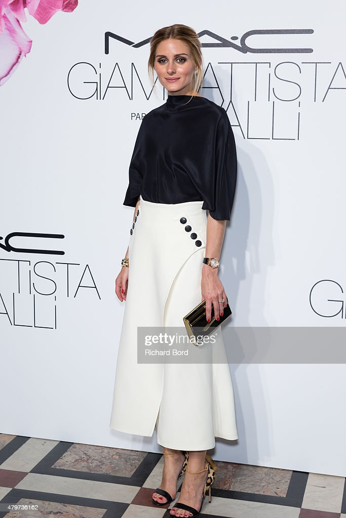 <a gi-track='captionPersonalityLinkClicked' href=/galleries/search?phrase=Olivia+Palermo&family=editorial&specificpeople=2639086 ng-click='$event.stopPropagation()'>Olivia Palermo</a> attends the M.A.C Cosmetics & Giambattista Valli Floral Obsession Ball at Opera Garnier on July 6, 2015 in Paris, France.