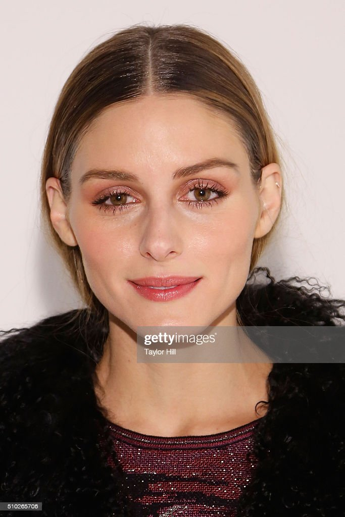 <a gi-track='captionPersonalityLinkClicked' href=/galleries/search?phrase=Olivia+Palermo&family=editorial&specificpeople=2639086 ng-click='$event.stopPropagation()'>Olivia Palermo</a> attends the Rachel Zoe Fall 2016 New York Fashion Week presentation at The Space, Skylight at Clarkson Sq on February 14, 2016 in New York City.