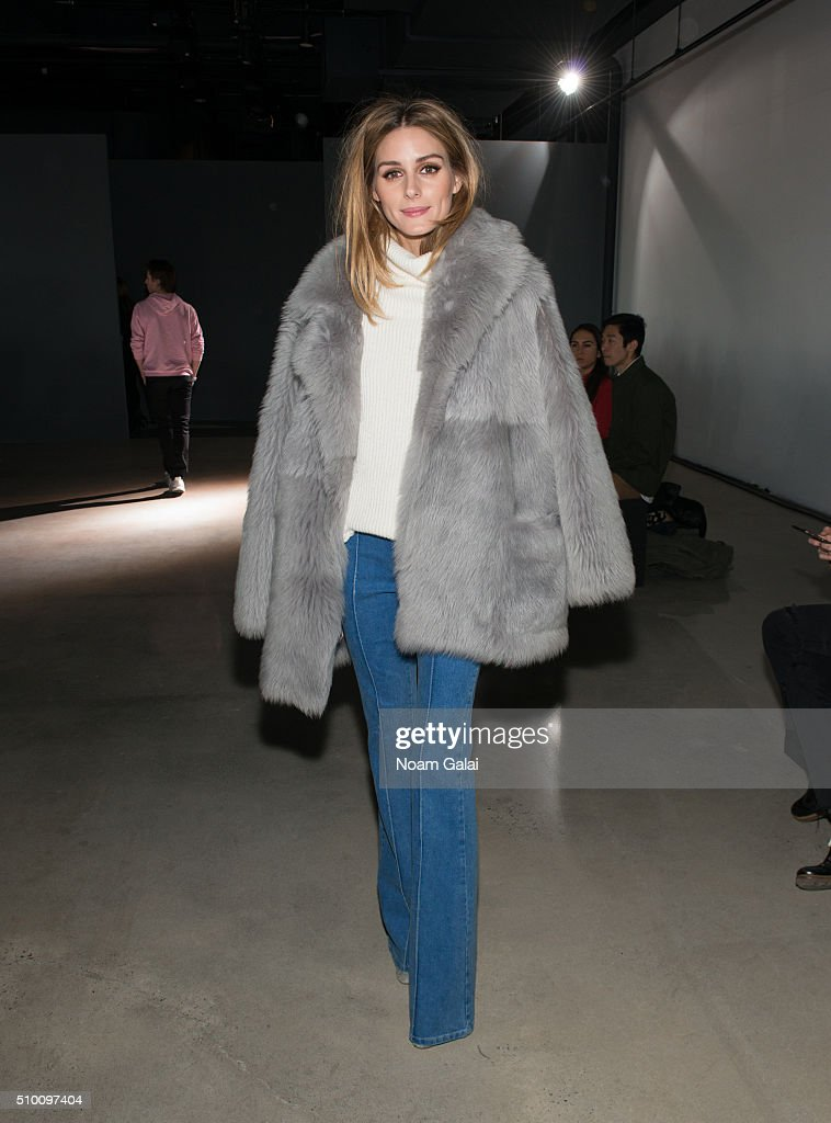 <a gi-track='captionPersonalityLinkClicked' href=/galleries/search?phrase=Olivia+Palermo&family=editorial&specificpeople=2639086 ng-click='$event.stopPropagation()'>Olivia Palermo</a> attends the Tibi fashion show during Fall 2016 New York Fashion Week on February 13, 2016 in New York City.
