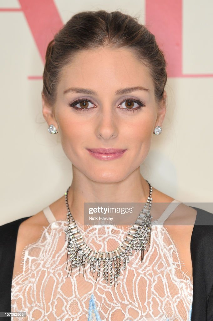 Olivia Palermo attends the VIP view of Valentino: Master of Couture at Embankment Gallery on November 28, 2012 in London, England.