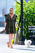 Celebrity Sightings In New York City - May 19, 2020