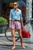 Olivia Palermo is seen on July 24 2013 in New York City